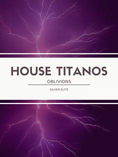 House Titanos ✤ Red Queen (Victoria Aveyard)