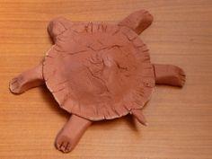 Tortuga d'argila