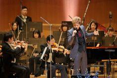 GACKT、東京フィルハーモニー交響楽団と華麗なる共演   GACKT   BARKS音楽ニュース