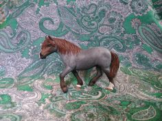 Schleich haflinger painted by DPS