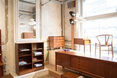 Meet The Trader: Geert Van Halewijck of Møbelfabrik Retro Furniture, Antique Furniture, Mid Century Furniture, Van, Meet, Antiques, Blog, Home Decor, Antiquities
