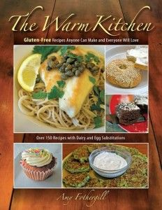 Book Review: The Warm Kitchen by Amy Fothergill