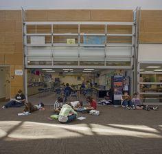 Gould Evans - South Junior High School (Michael Spillers Photographer)