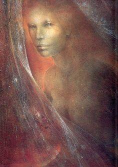 """Goddess-Mother Inanna"" par Susan Seddon Boulet"
