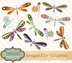 dragonfly illustrations - Google Search