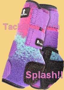 Splash Pattern Legacy Boots Horse Boots, My Horse, Horse Love, Horses, Polo Wraps, Classic Equine, Barrel Racing Tack, Tack Sets, Western Horse Tack