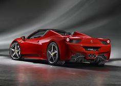 Ferrari Italia 458 Spider