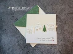 Super sweet...simple & special! - Simple Stampin