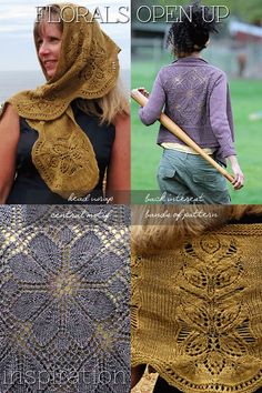 Floral trend | lace pattern stitches, tips and free patterns, free patterns for others not the one above!