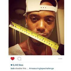 #MeasuringTapeChallenge ok #BOB we see you #SkyyLevelmedia by skyylevel_media