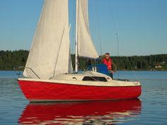 Jag och min båt