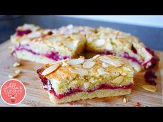 Bakewell Cake Recipe | Миндальный пирог с малиной - YouTube