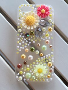 Deco phone case  for iphone 5/5s.  www.etsy.com/shop/myladiesandme 15€