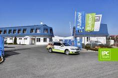 IPC Team and Alukov headquarters Car, Automobile, Autos, Cars