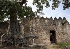 Old Mosque In Kilwa Kisiwani, Tanzania | Flickr - Photo Sharing!