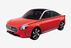 to be presented at tokyo motor show 2017, the daihatsu DN compagno concept car is an EV with a futuristic interior yet classically-influenced exterior.