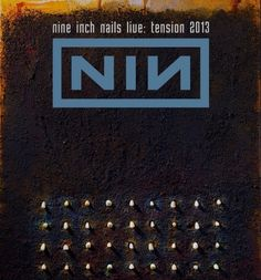 Ticket Giveaway: Nine Inch Nails at Amway Center - Nine Inch Nails Live, Adrian Belew, Amway Center, Trent Reznor, Tour Posters, Movie Posters, Music Bands, Orlando Florida, Pennsylvania
