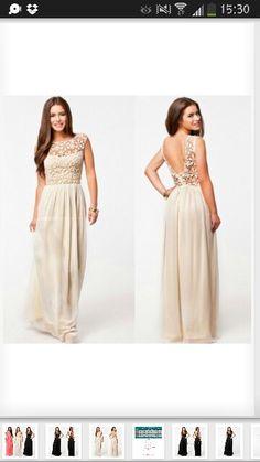 Boho bridesmaid dress
