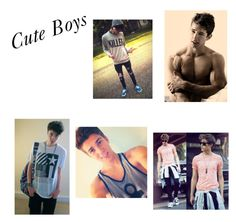 """""""You Know You Love 'Em"""" by calikittiembb ❤ liked on Polyvore featuring ADAM"""
