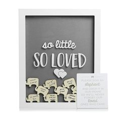 Pearhead Little Elephant Shadow Box In White/grey - Showcase your precious memories with this adorable Little Elephant Shadow Box. Perfect for a baby shower gift or just celebrating your own loved tiny child, this frame can setup for tabletop display. Baby Shower Fall, Baby Shower Favors, Baby Boy Shower, Cricut Baby Shower, Baby Gender Reveal Party, Virtual Baby Shower, Baby Sprinkle, Unique Baby Shower Themes, Baby Shower Decorations Neutral