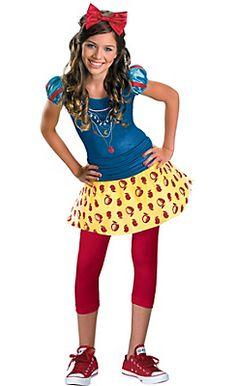 tween snow white costume halloween - Popular Tween Halloween Costumes