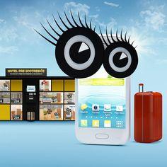 Shoppie.sk – Hotel Bratislava, Corporate Identity, My Works, Art Direction, App Design, Creative Art, Studio, Photography, Photograph