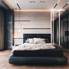 Bedroom design ideas w 2019 stylish bedroom, bedroom decor i luxury bedroom d Luxury Bedroom Design, Master Bedroom Design, Luxury Home Decor, Home Decor Bedroom, Home Interior Design, Bedroom Ideas, Bedroom Designs, Bed Designs, Modern Luxury Bedroom