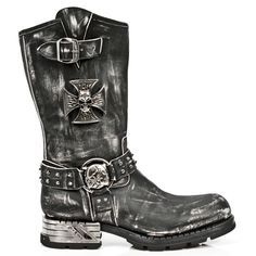 BUY NEWROCK BOOTS ON SALE - Check out this NEW UNISEX SHOE Style from Rock'n Roll Outfitters in Women's Sizes 5-13 and Men's Sizes 4 - 14 *Buy NewRock Boots and Shoes! All orders drop ship directly from Spain! Please allow up to 2 weeks NO RUSH SHIPPING.  All New Rock Shoes and Boot shipments