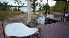 The Old Drift Lodge (priced from USD is a new, exclusive and unique lodge found in Victoria Falls close to the main town and the Zambezi area. Victoria Falls, Luxury Accommodation, Zimbabwe, Lodges, National Parks, Old Things, Beautiful, Cabins, Chalets