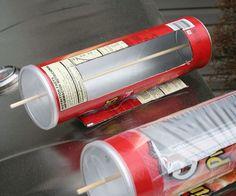 Hot Dog Cooker / Solar Oven Webelos Cast Iron Chef Adventure