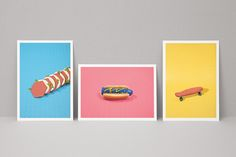Creation and art direction of a photographic series about food and playing on words. Photography : www.samuelguigues.com