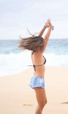 Beach fun//