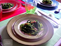 Ricette Barbare: Monk's beard with anchovies