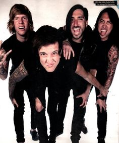 Of Mice & Men...where's my Aaron Bear?