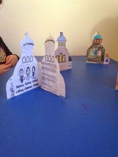 Το ημερολόγιο της Γιώτας: Οι 3 Ιεράρχες Preschool Crafts, Special Education, Diy And Crafts, Christmas Ornaments, Holiday Decor, Winter, Board, Winter Time, Christmas Jewelry
