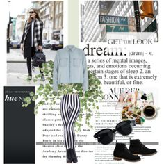 A collage from Polyvore -STREET-