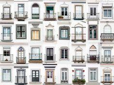 유럽 전역을 돌며 그 지역의 창문들을 찍어 한 곳에 모은 사진작가 소개해 드릴게요 Portuguese photograp...