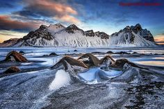 Iceland Two (Daniel Marz / San Diego) #Canon EOS 5D Mark III #landscape #photo #nature