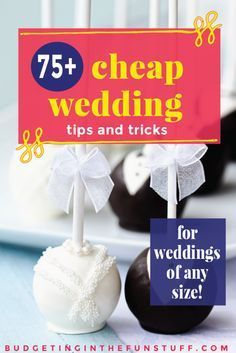 Wedding budgets can get out of control in a hurry. I love this list of cheap wedding tips and tricks. They'll help me have an epic day with a small budget. It's hard to know what to DIY, what to skip to save and what to splurge on. I love finding ways to Wedding Planning On A Budget, Event Planning, Budget Wedding Hacks, Weddings On A Budget, Wedding Budgeting, Wedding Checklists, Budget Bride, Wedding Expenses, Tips And Tricks