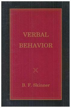 Verbal Behavior   Bookz Ebookz