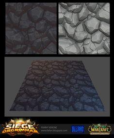 ArtStation - World of Warcraft - Siege Of Orgrimmar, Fanny Vergne