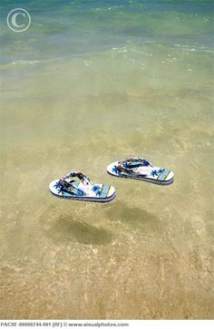 Floating flipflops don't know why but it made me feel like I was there for a second! Beach Flip Flops, Flip Flop Sandals, Cabana, Lake Life, Espadrilles, Beach Art, Google Images, Sea Shells, Summertime
