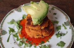 Red Curry Fish Cakes...paleo style baby.