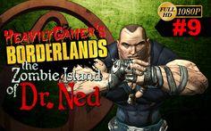 Borderlands-Zombie Island DLC Part 9:TK Lives-Collect Zombie Brains Secr...