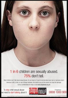 Teaching kids HOW to tell about sexual abuse. To stop child sex abuse, we've GOT to start talking about it!
