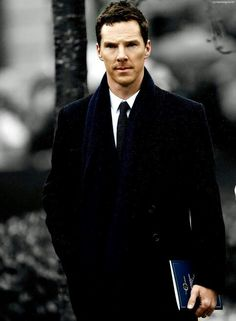 BENEDICT at Richard's burial.