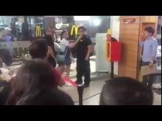 Yaya Dub - Maine Mendoza at  McDonald's