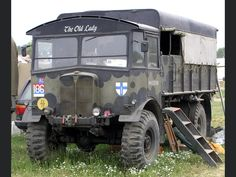 Military Vehicles, Wwii, Tractors, Monster Trucks, Old Things, British, Models, Templates, World War Ii