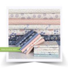 Fat Quarter Bundle Lewis & Irene - Make Another Wish 11 Fat Quarters Fabulous Fabrics, Fabric Shop, Fat Quarters, Haberdashery, Irene, Color Combos, Wish, Quilts, Sewing