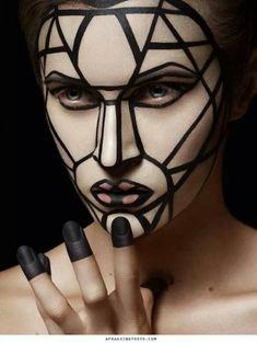 extreme make up - Buscar con Google
